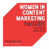 Women in Content Marketing Awards