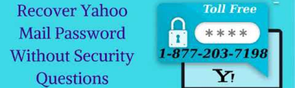 yahoo mail cant remember password or security question