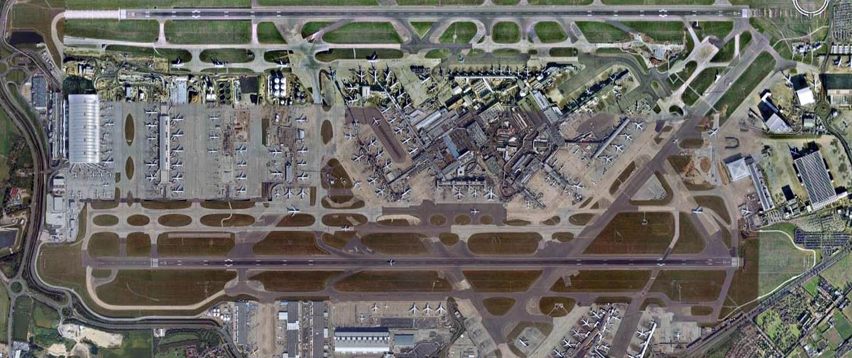 The World Is Now an Airport