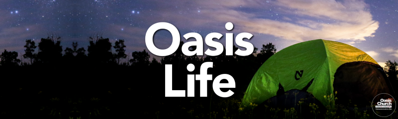 Oasis Life: May 2018 cover image