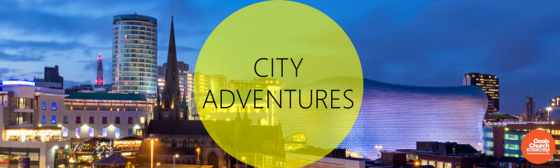 City Adventures cover image