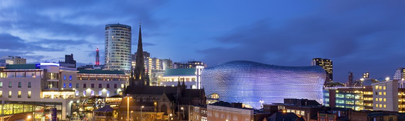 Welcome to Birmingham! cover image