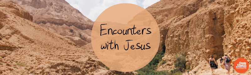 Encounters with Jesus: Road cover image