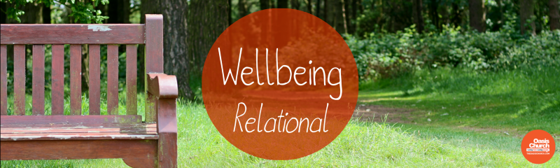 Wellbeing: Relational cover image