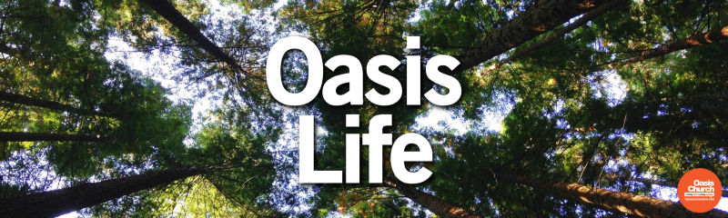 Oasis Life cover image