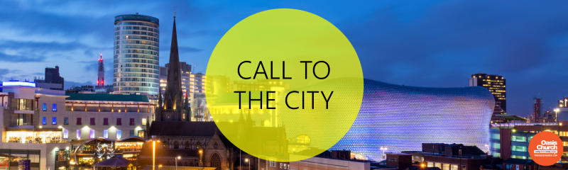 Call to the City cover image