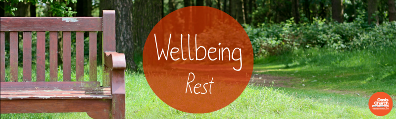 Wellbeing: Rest cover image