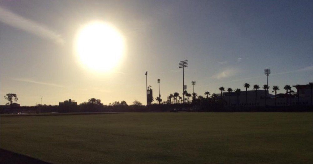Florida, Arizona gear up for Spring Training