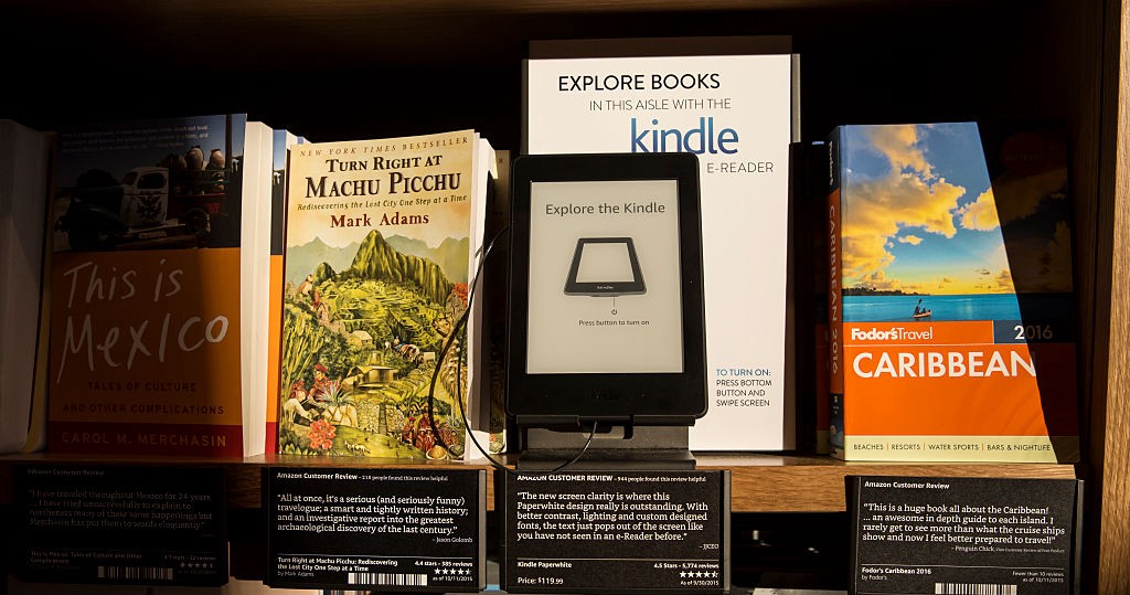Two Book Startups Compete Where Amazon Won't