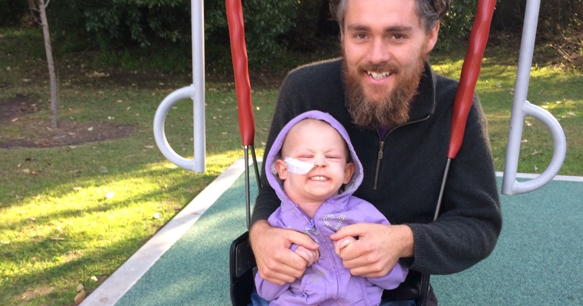 3 Beautiful Things I Learned When My 3-Year Old Daughter Died Of Cancer