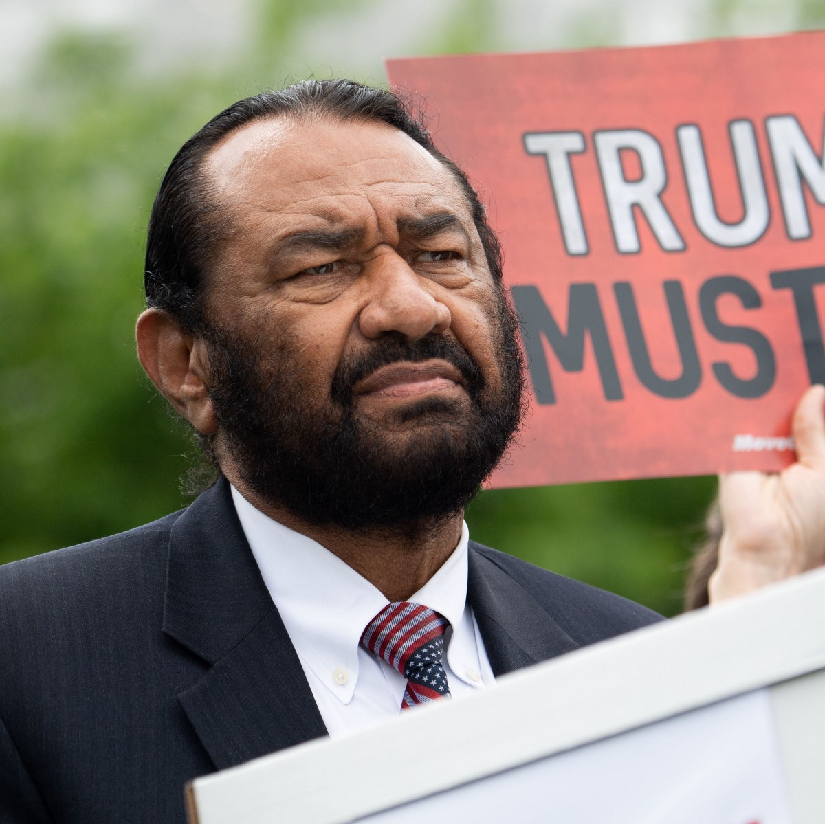 After Two Years, Congressman Al Green May Get His Impeachment Wish