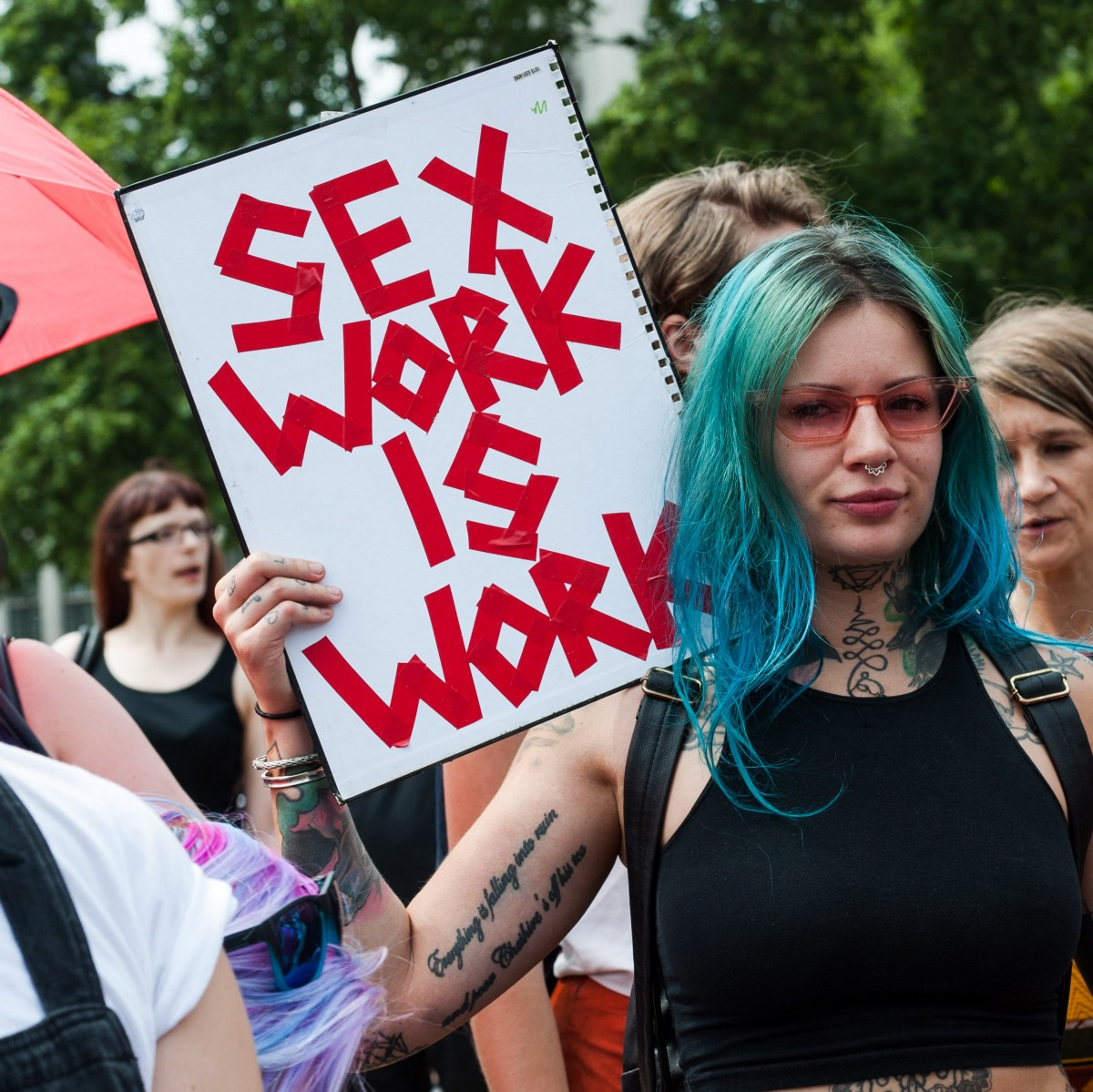 Sex Workers' Rights Are Officially a Mainstream Political Issue