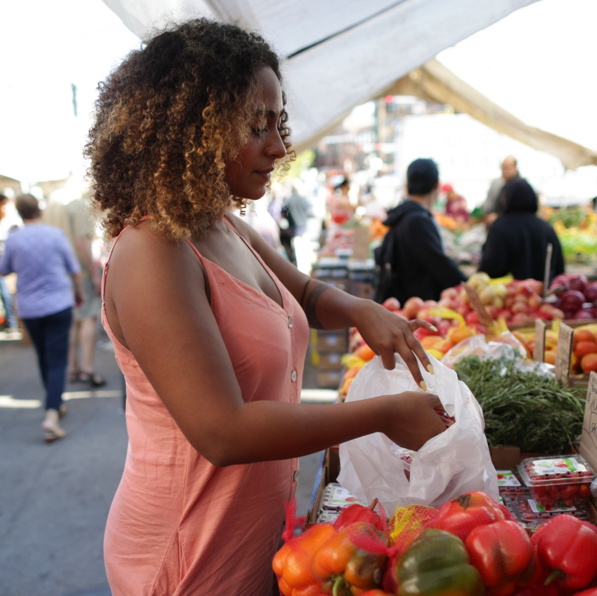 The Oldest, Open-Air Market in the Country Is an Immigrant Lifeline