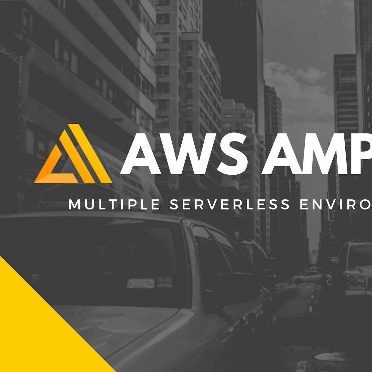 Multiple Serverless Environments with AWS Amplify - A Cloud Guru