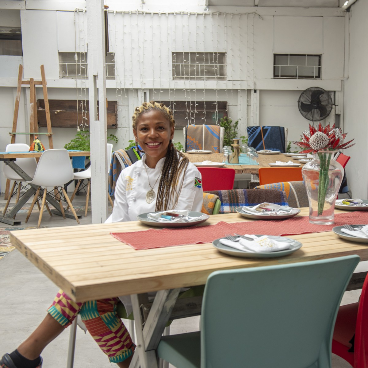 South African Chef Reinvents Humble Home Dishes
