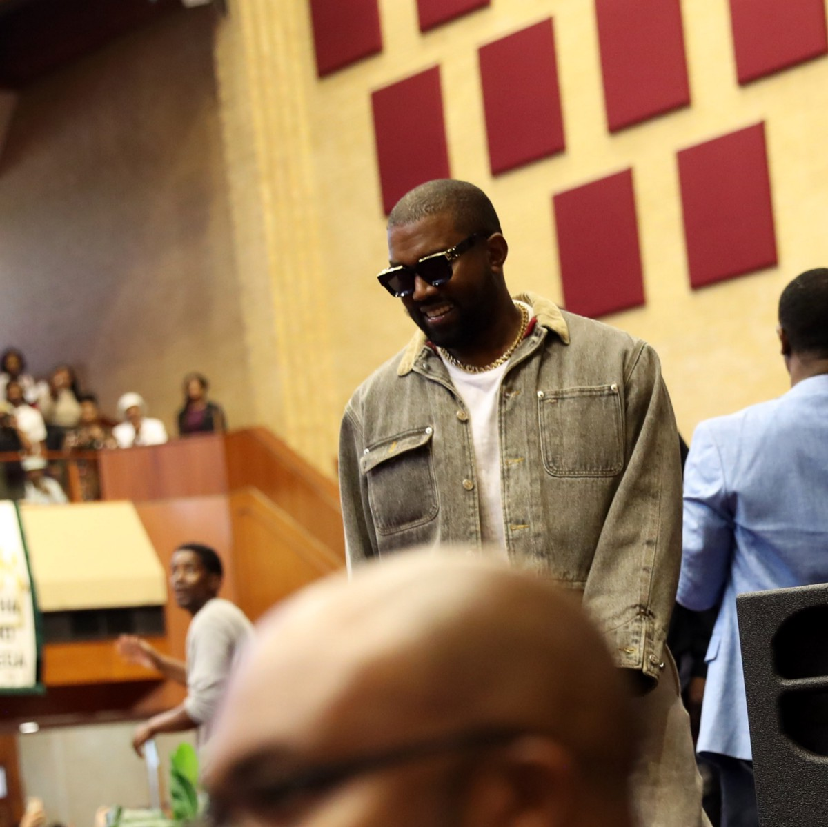 Kanye at Howard and the Spectacular Failure of Celebrity