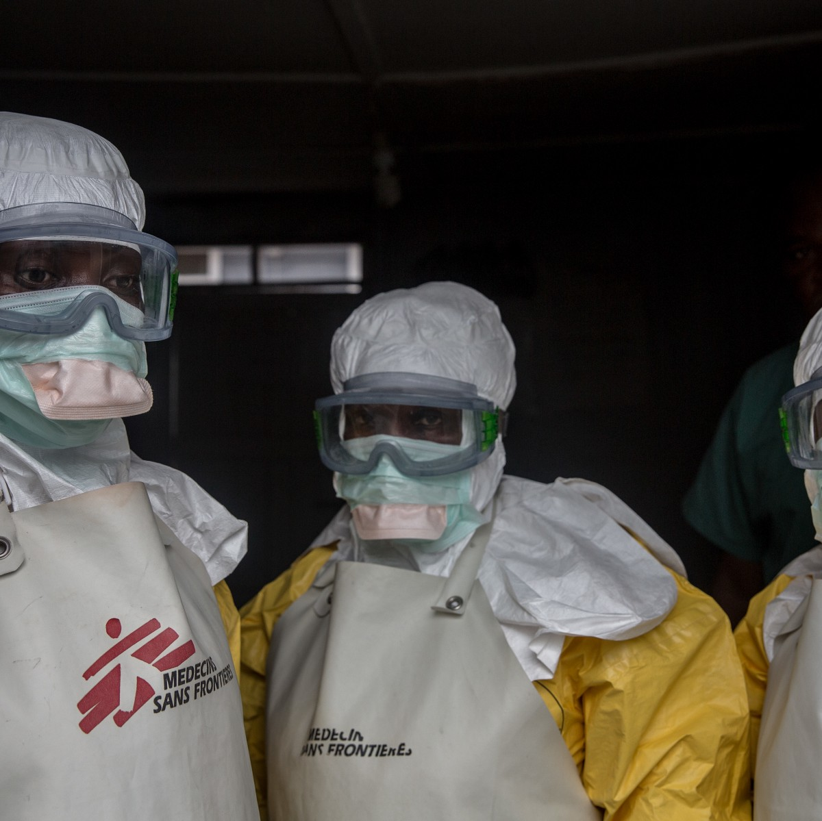 To Stop Ebola, Scientists Are Trying to Predict Its Next Target