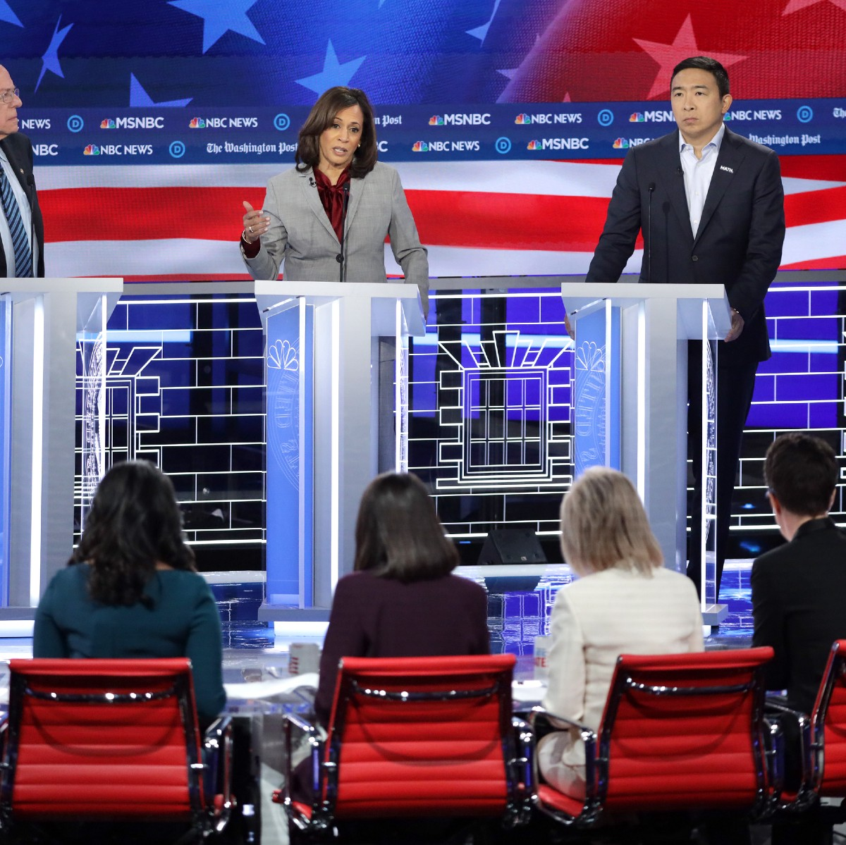 The Fifth Democratic Debate Showed the Value of Female Moderators
