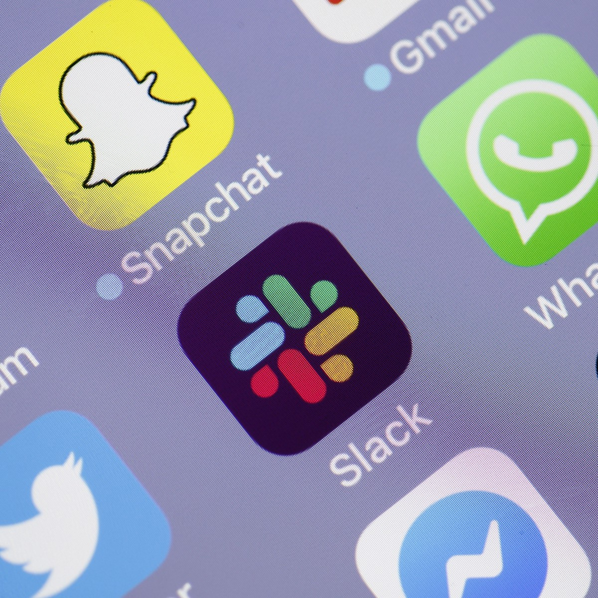Slack and the Decline of Bots