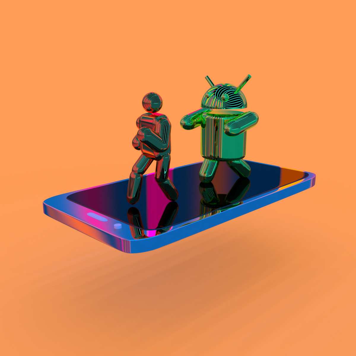 Android Family - cover