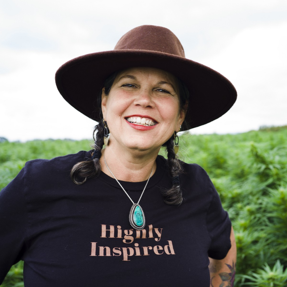 This Latina Entrepreneur Used to Sell Weed. Now She Sells CBD Products at Saks Fifth Avenue.