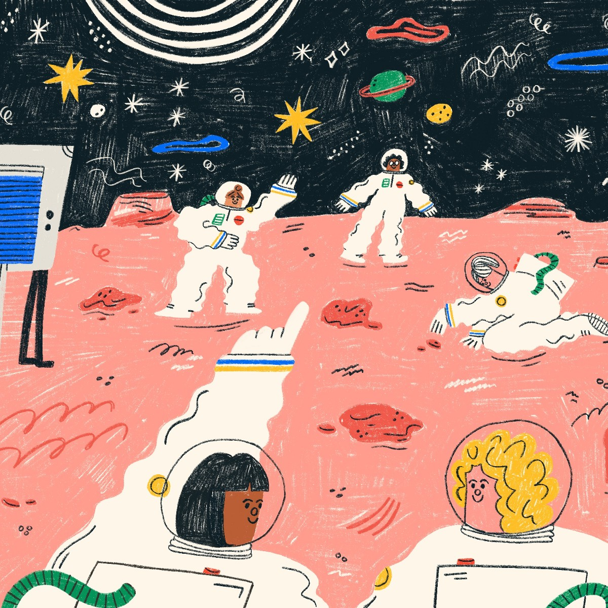 Why Women's Bodies Are Better Suited for Space Travel