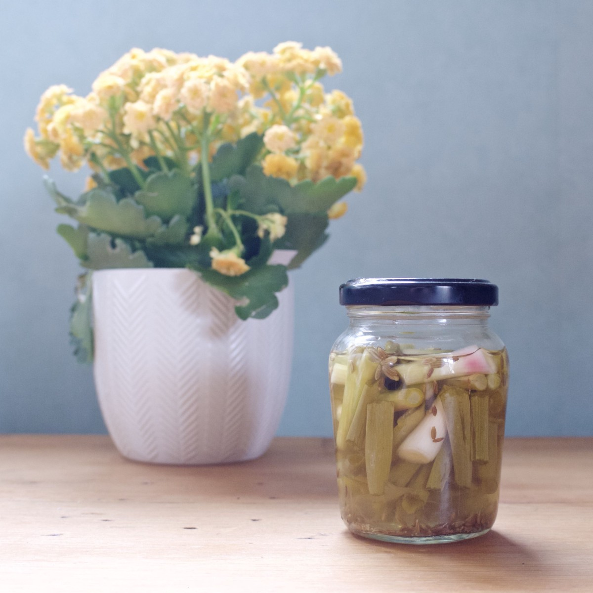 How to Make Quick-Pickled Scallions