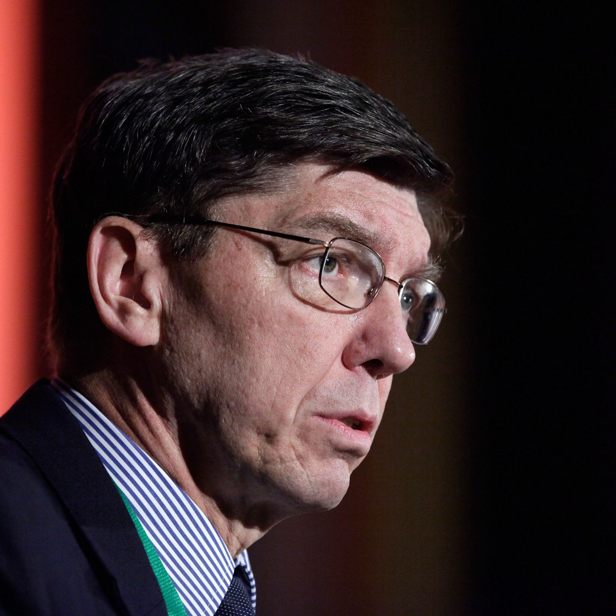 A Final Lesson From Clayton Christensen