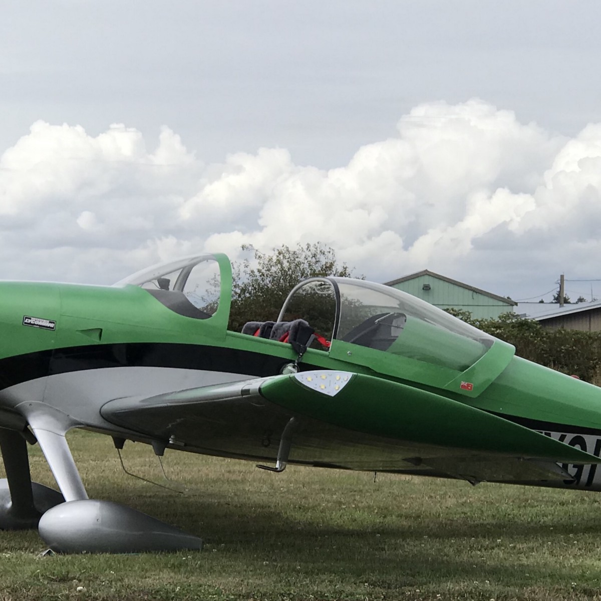 RV-6 - Terence C  Gannon - Medium
