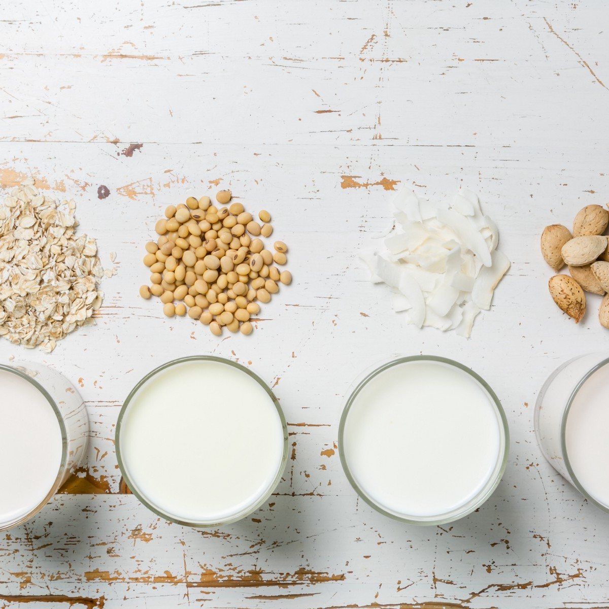 Are Plant-Based Milks the Future of Dairy?