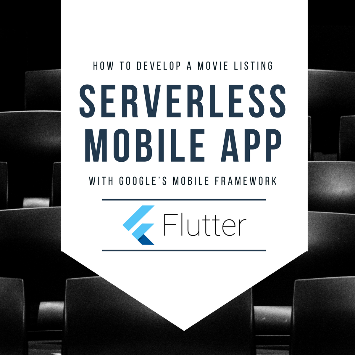 Google Flutter with AWS Lambda to build a serverless mobile