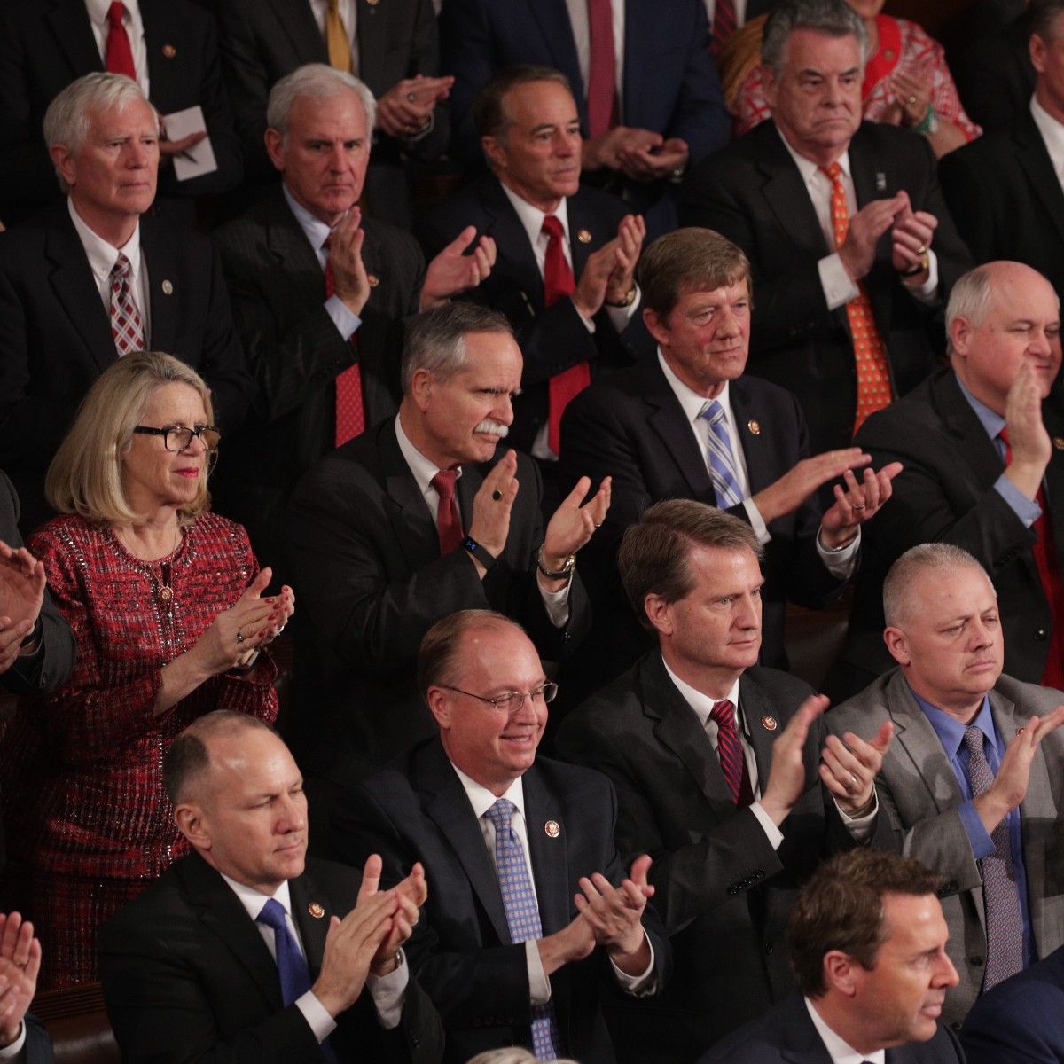 Why Is Congress So Old?. Americans under the age of 40 are… | by Jill Filipovic | GEN