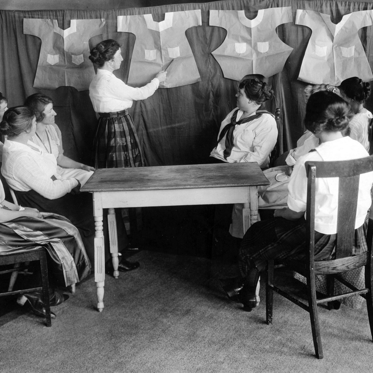 Photos: Before it was for slackers, Home Economics fostered trailblazing female scientists