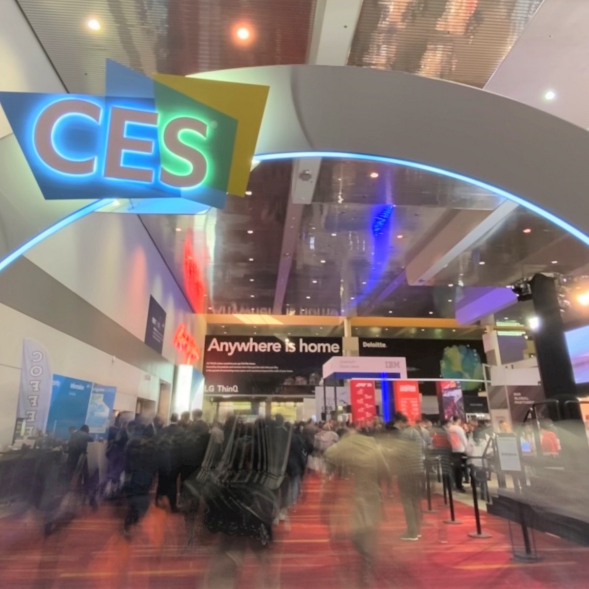 #CES2020: Primordial Soup of Innovation