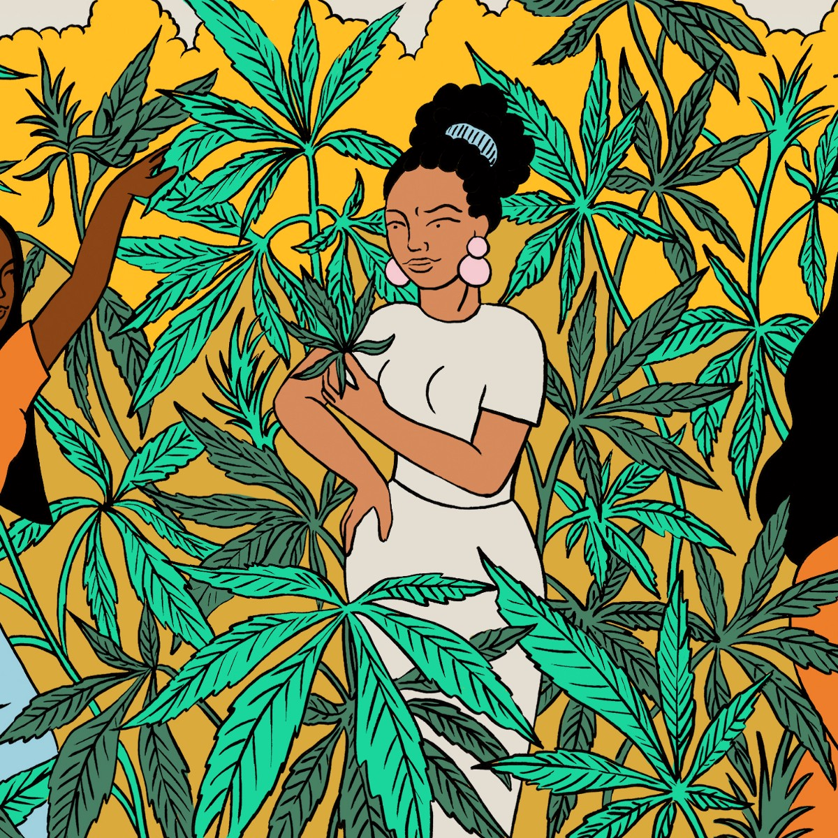 Some Women Are Using Weed to Have Better Sex