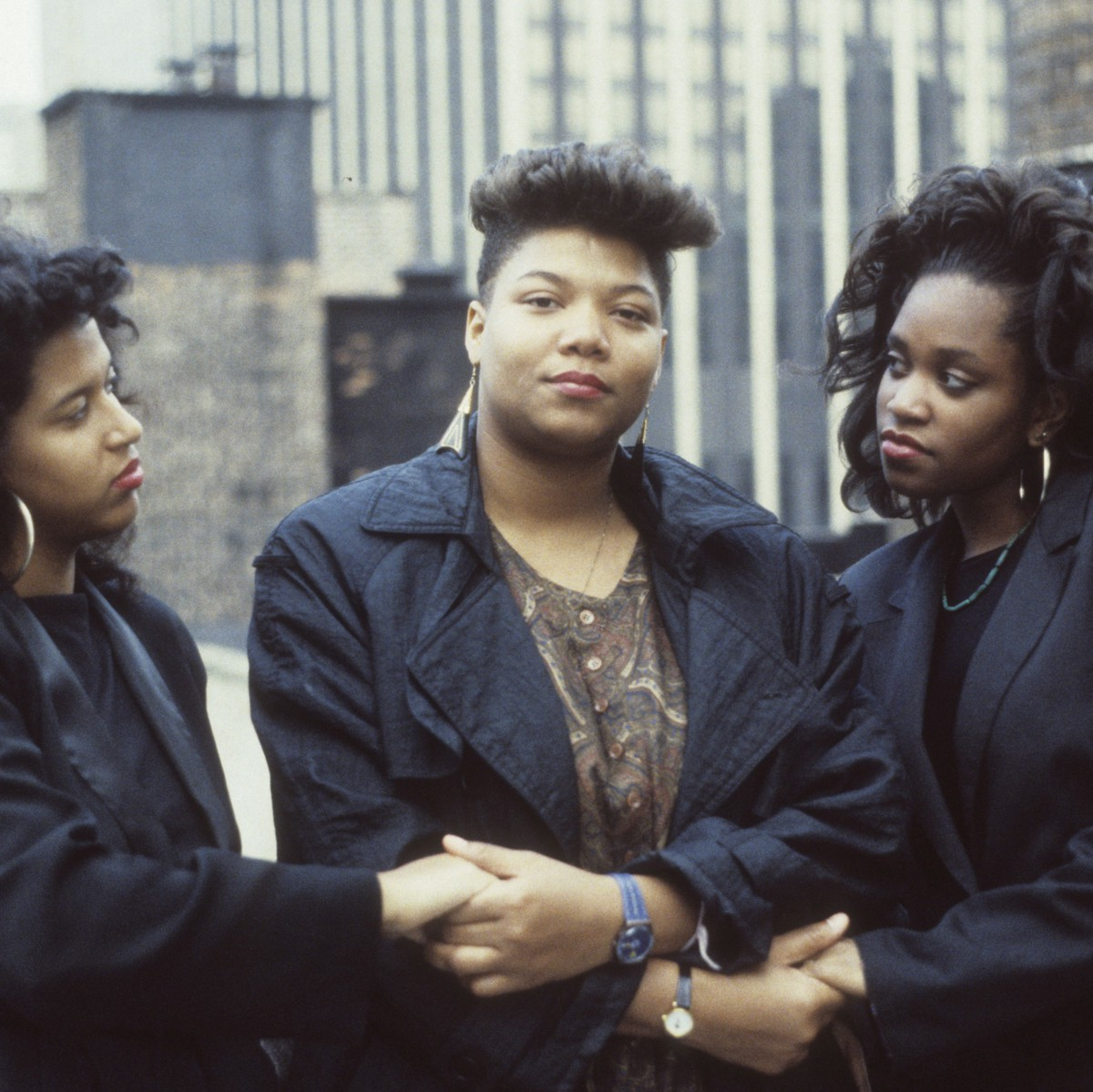 How Queen Latifah's Debut Album Sparked Joy at a Time When Everything Burned