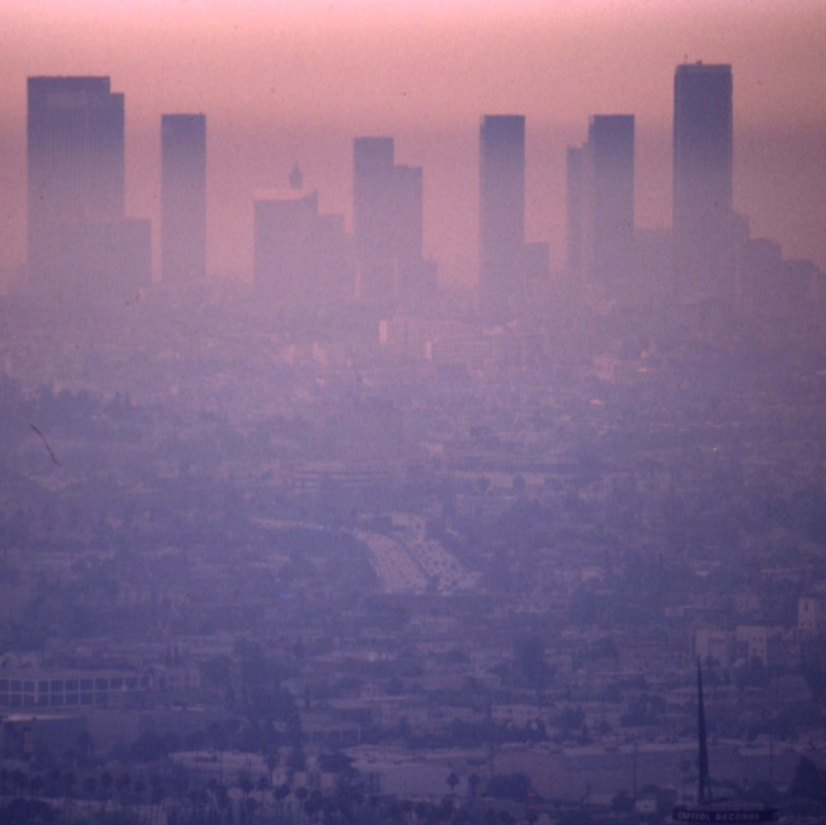 Photos: L.A.'s mid-century smog was so bad, people thought it was a gas attack