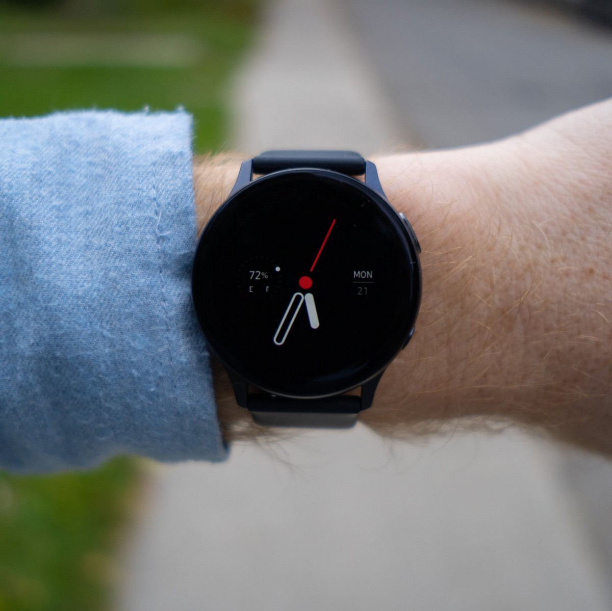 There's Finally a Decent Smartwatch for Android