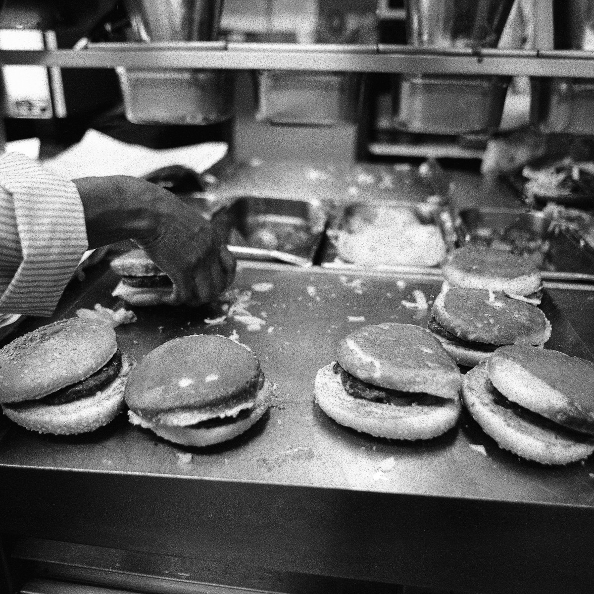 What Fast Food Hire At 15