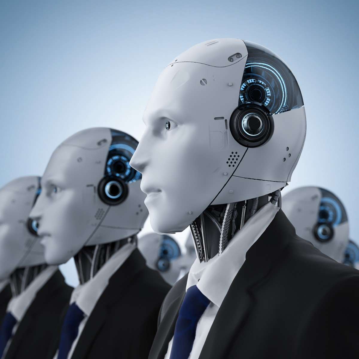 How Robot CEOs Could Save Capitalism