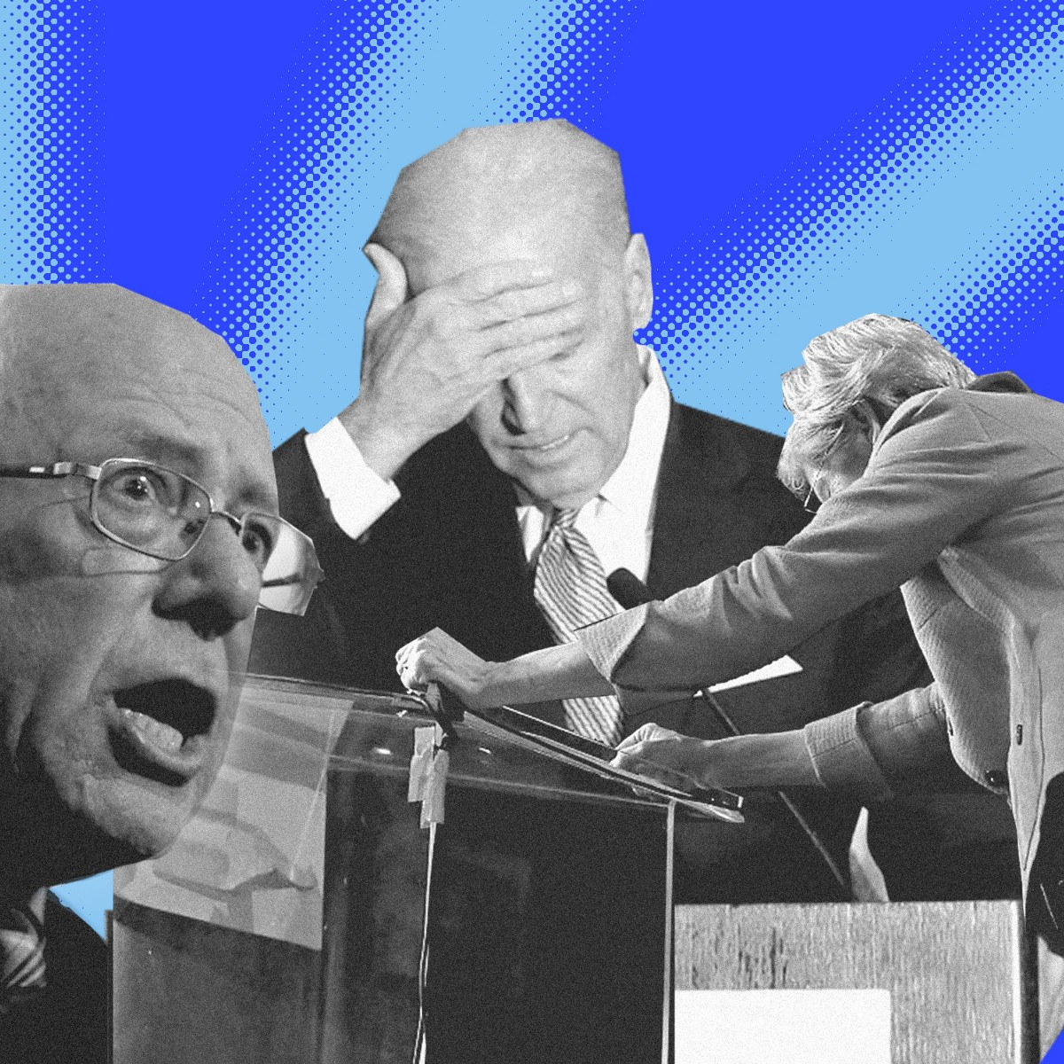 The Real Democratic Debate Should Be Over How to Win Moderates