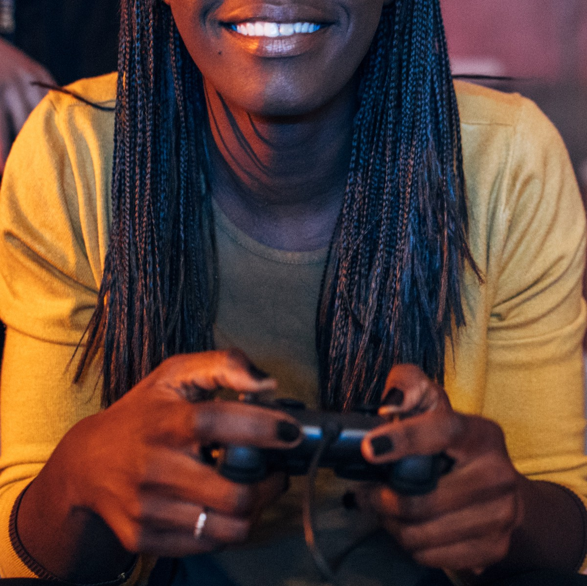 These Black Women Gamers Teamed Up to Take on the Worst