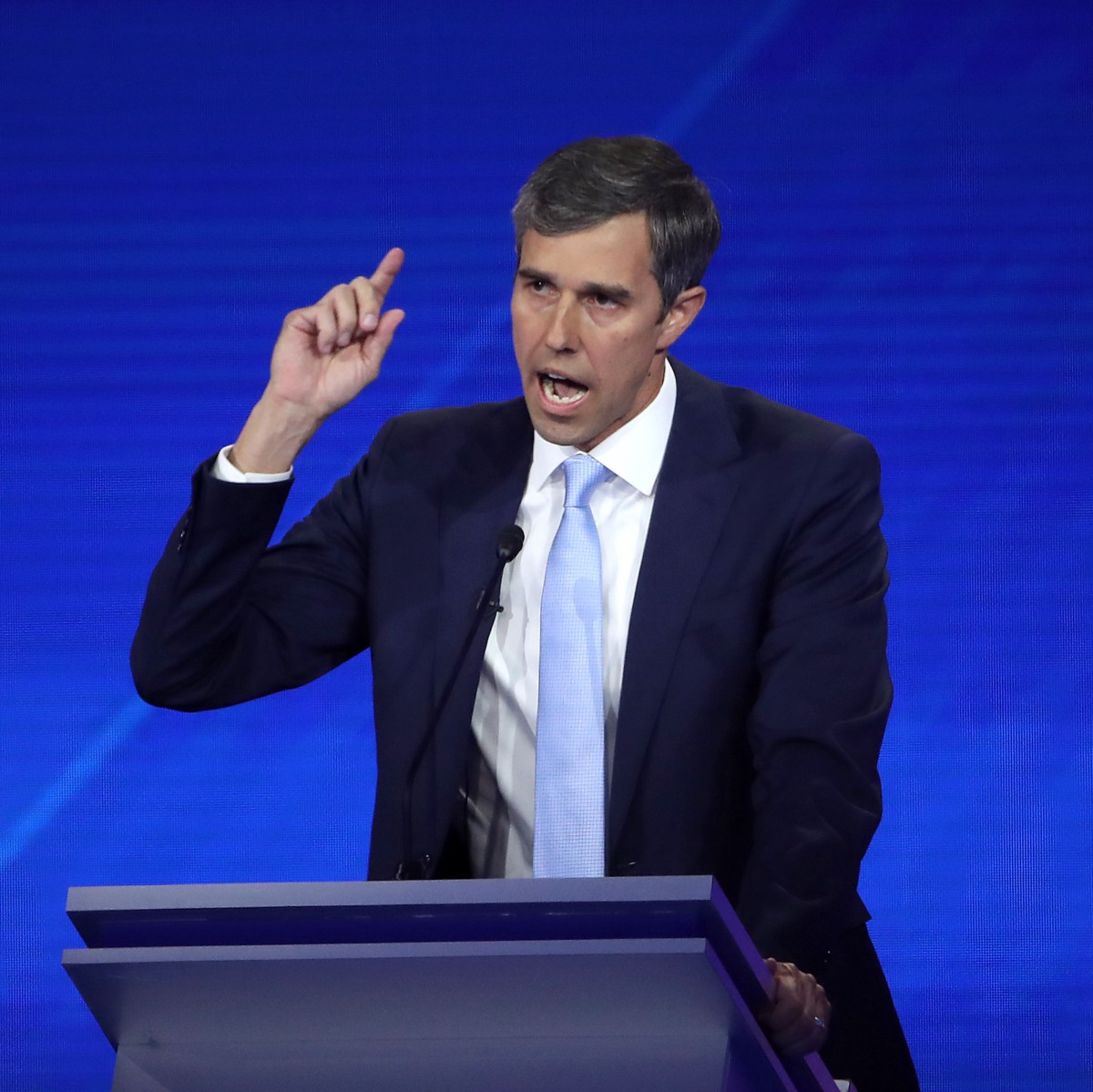 How Beto Learned to Stop Worrying and Love Dropping F-Bombs