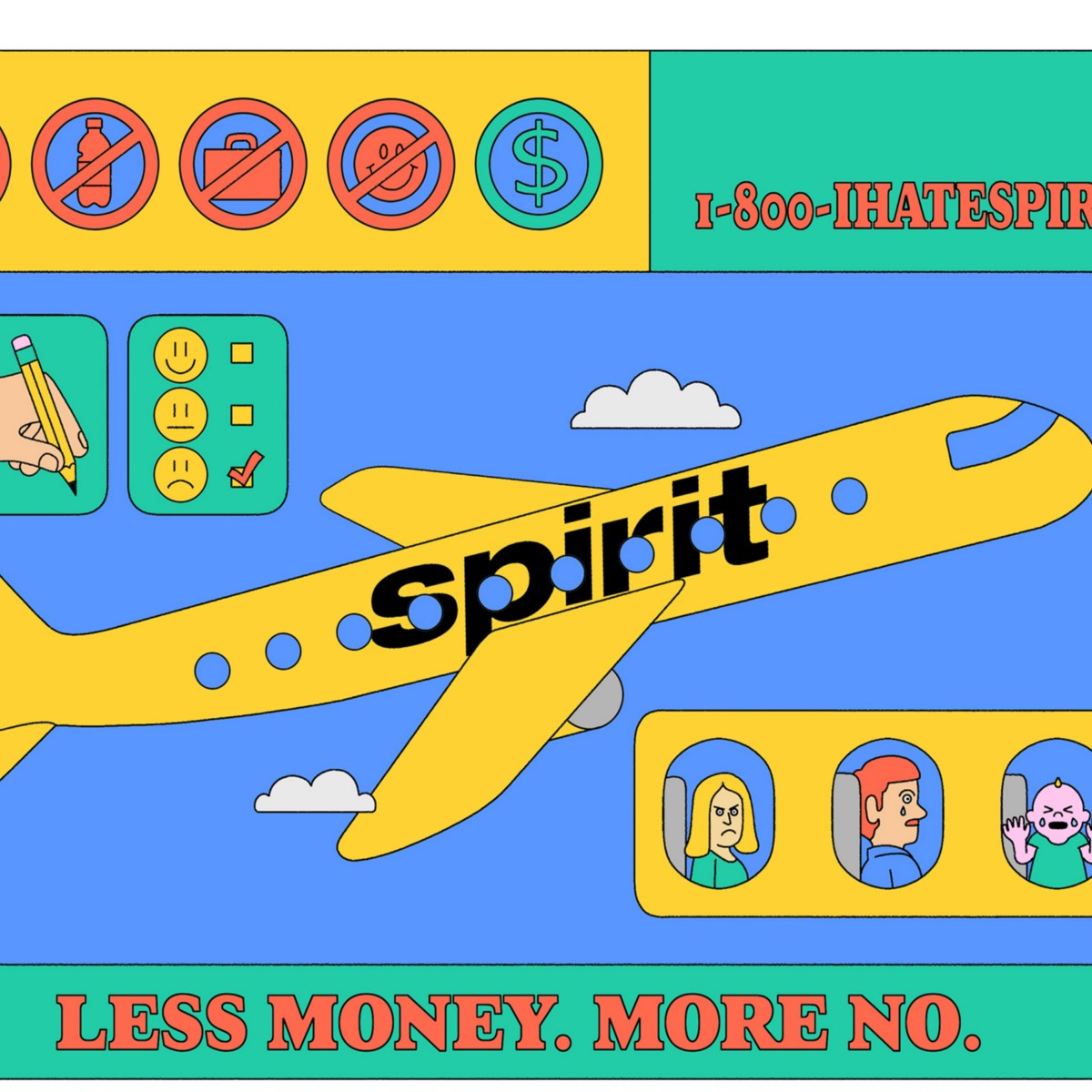 If Everyone Hates Spirit Airlines, How Is It Making So Much Money?