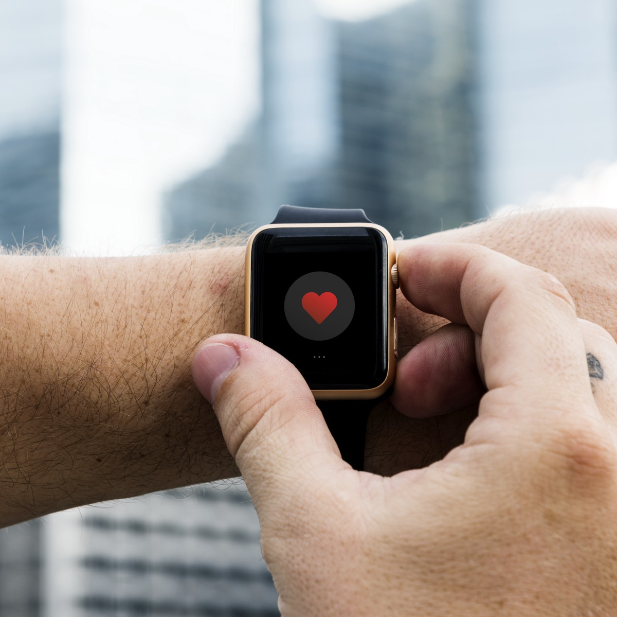 Does the Apple Watch Make You Healthier?