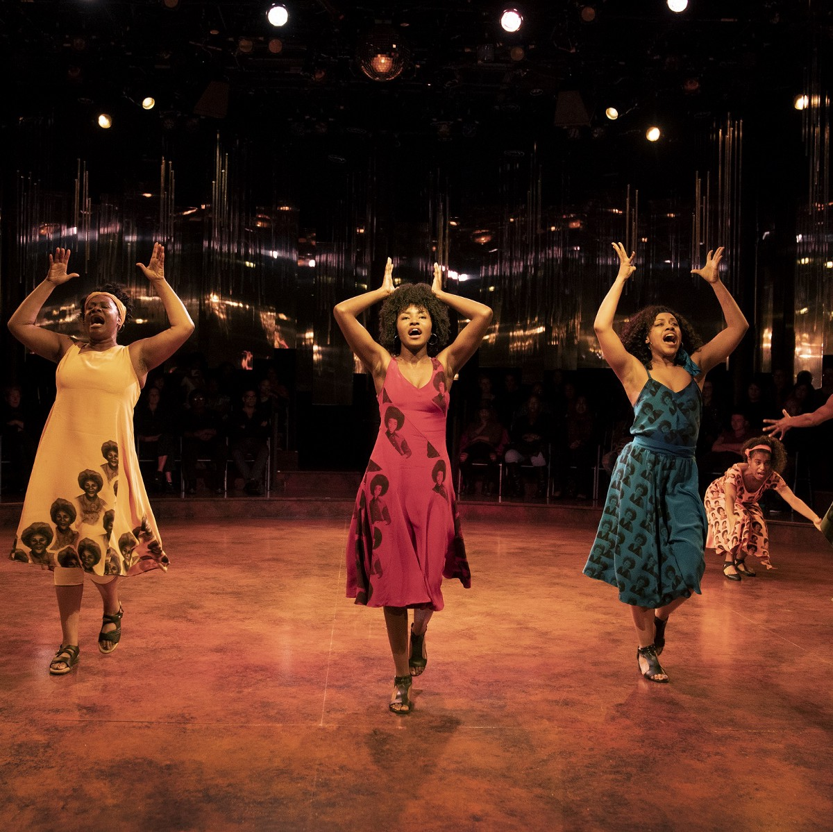 "The ""For Colored Girls"" Revival Off-Broadway Is a Vibrant Moment for Black Women"
