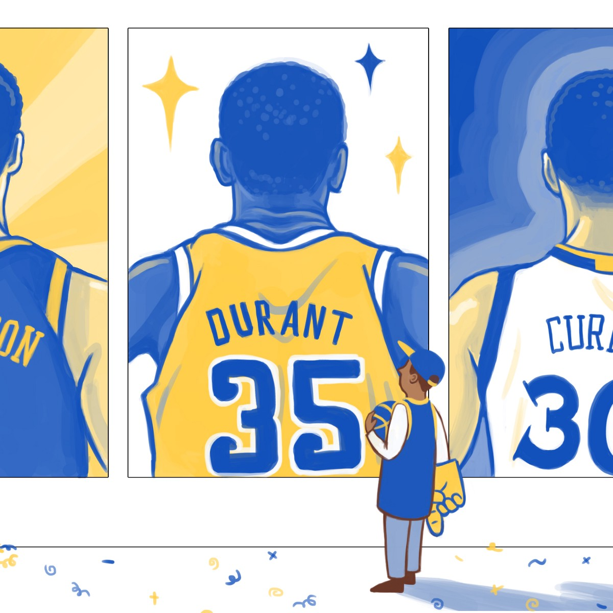 The Warriors Chased Big Money and Left Their Soul in Oakland