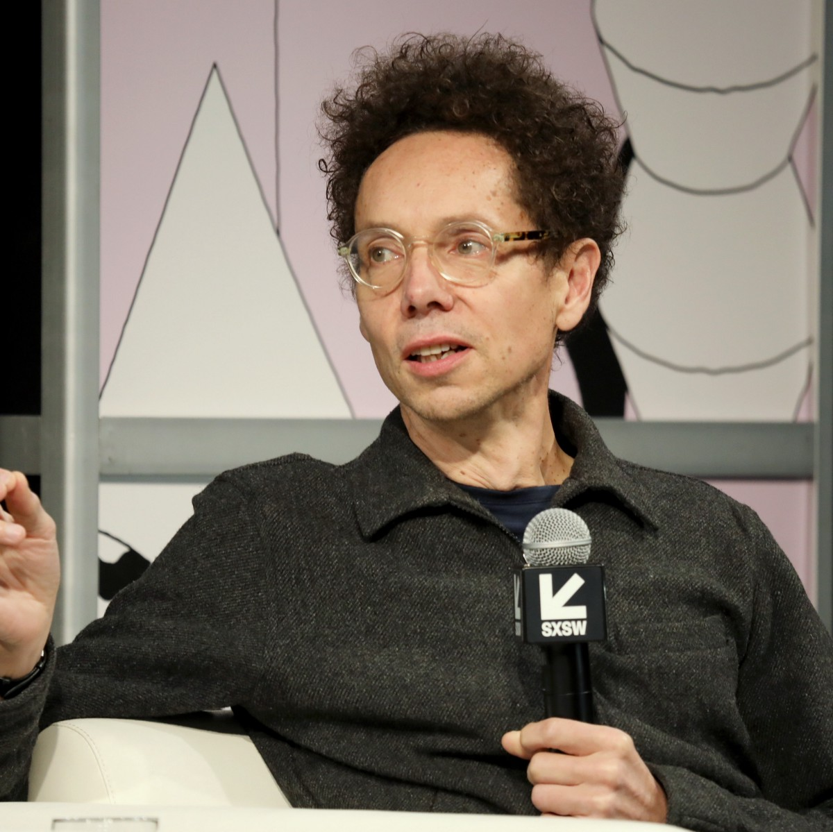 Malcolm Gladwell Doesn't Care If You Agree With Him