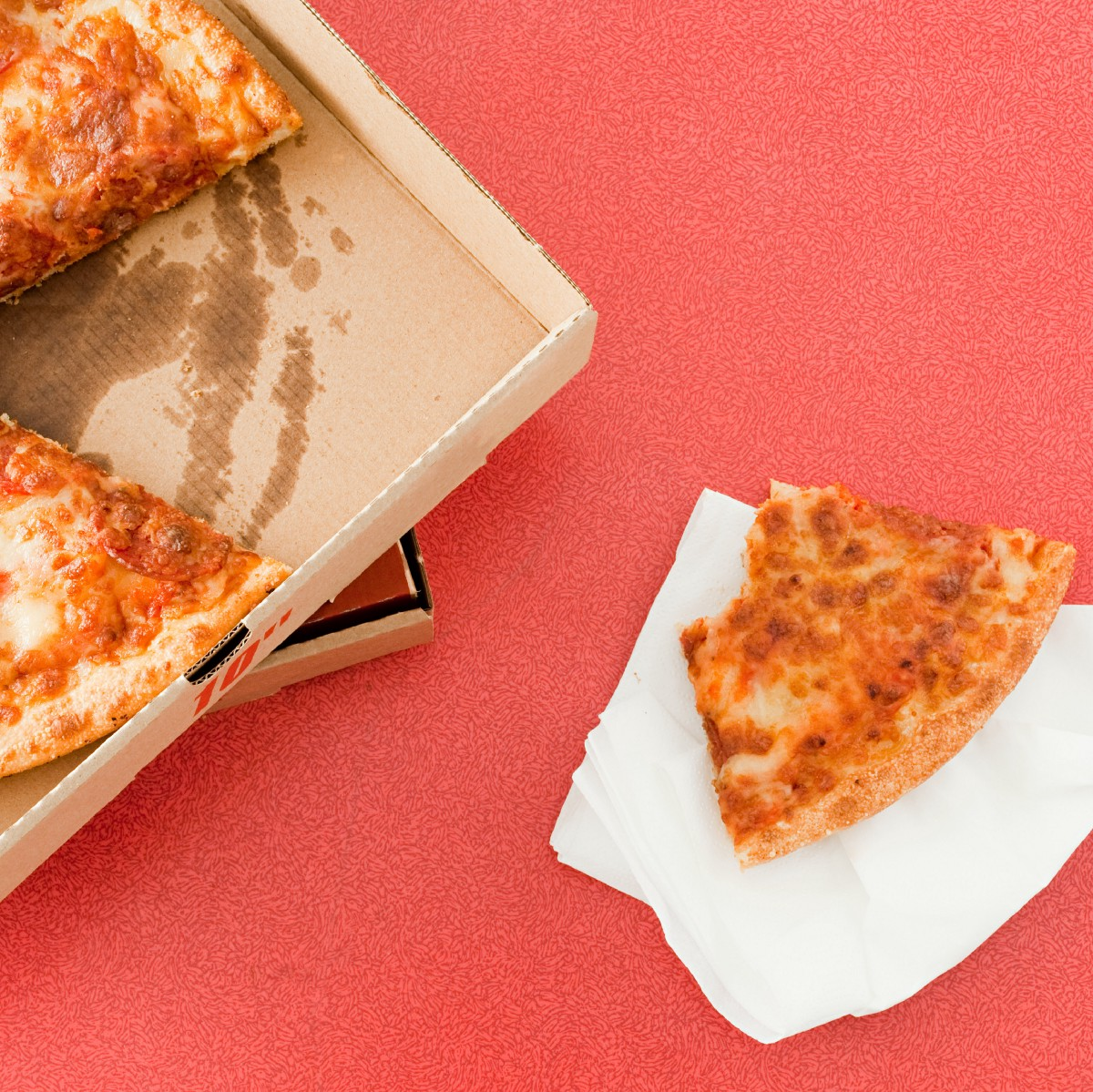 Stop Blotting Your Pizza