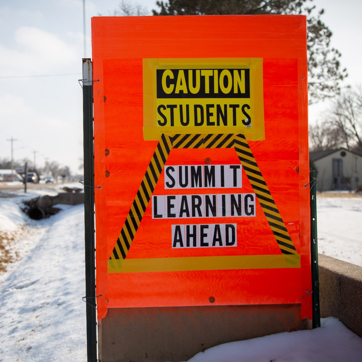 Silicon Valley Came to Kansas Schools  That Started a Rebellion